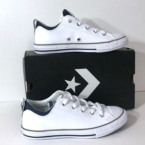 2ac68db3589a Converse Shoes - CONVERSE Chuck Taylor Dual Collar Ox White